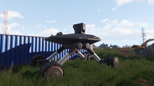 Arma3用新しい無人戦闘車両 Type22 Manta MOD