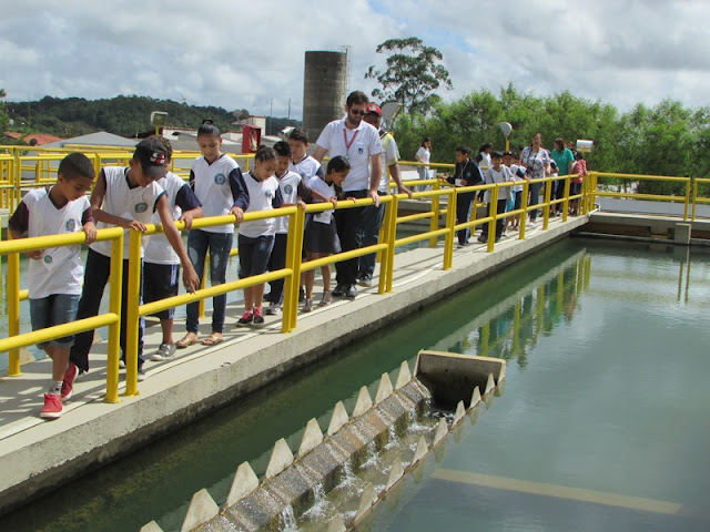 Arteris promove campanha de conscientização no Dia da Água