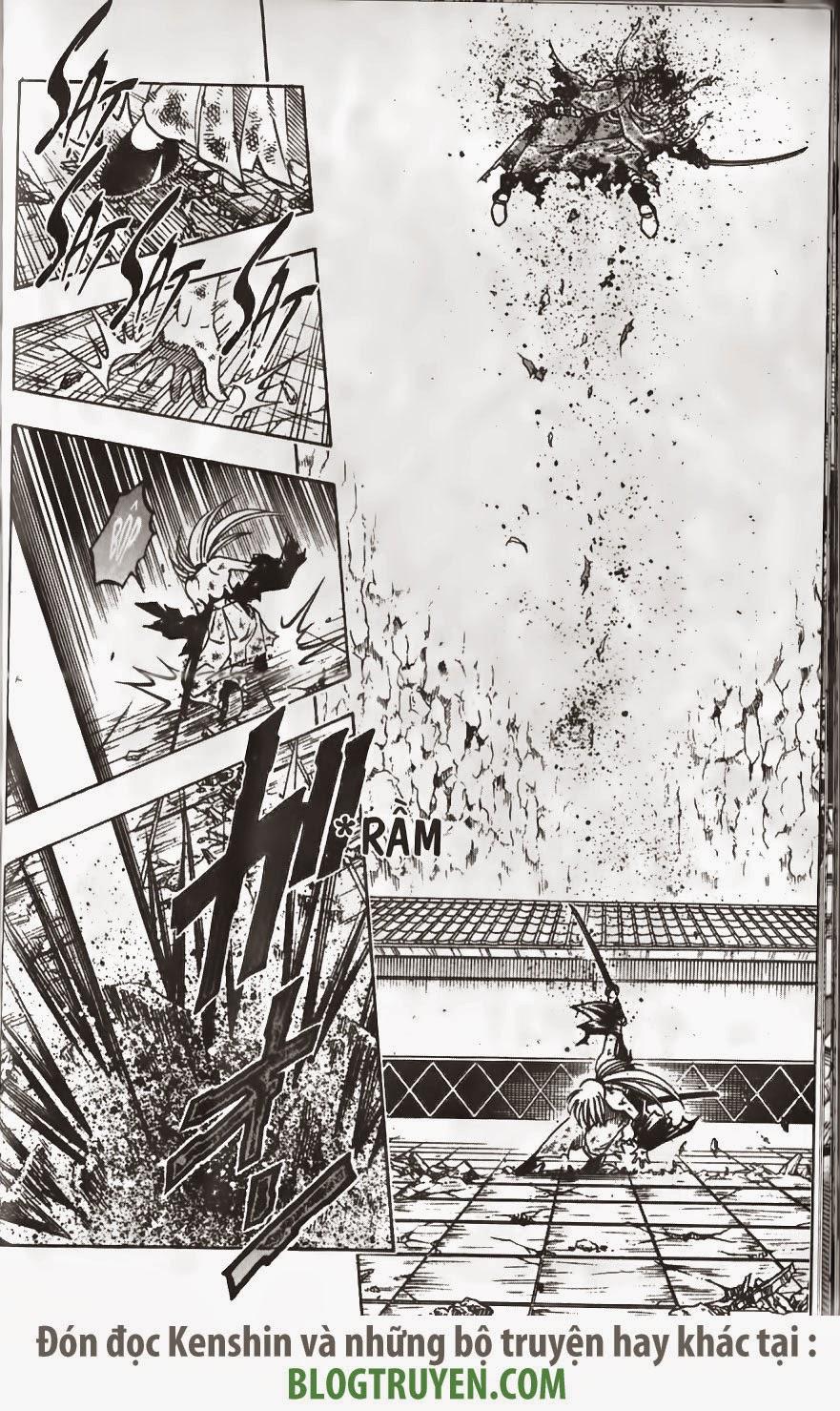 Rurouni Kenshin chap 144 trang 7