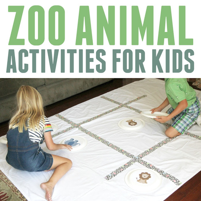 toddler approved zoo animal activities for toddlers and preschoolers. Black Bedroom Furniture Sets. Home Design Ideas