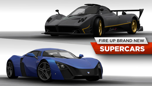 Game Racing Terbaik Untuk iPhone, iPad dan iPod Touch