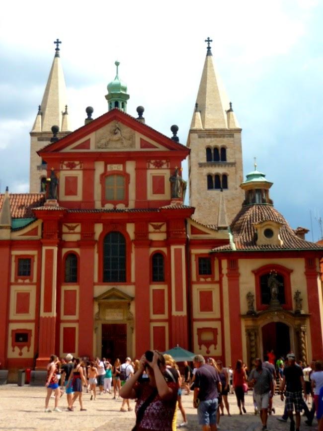 St. George's Basilica Prague