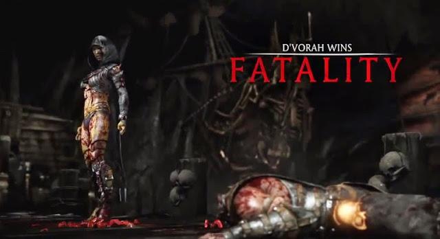 El Gore ahora esta más Gore en Mortal Kombat X