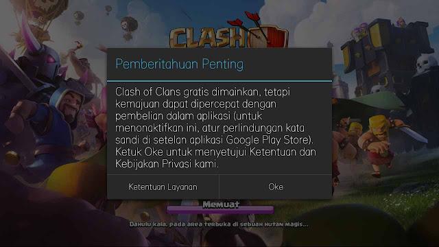 bahasa indonesia coc