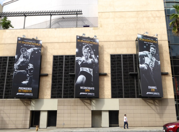 Kingdom season 2 billboards