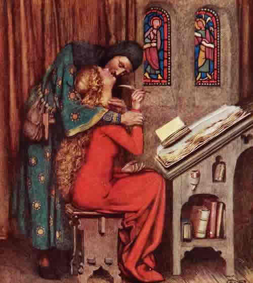 Peter Abelard and Heloise