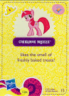 MLP Wave 5 Cinnamon Breeze Blind Bag Card