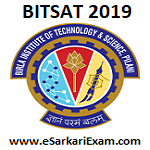 BITSAT 2019 Admit Card