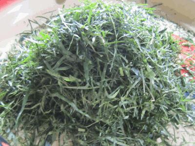 Affang Okazi Soup Delicacy Preparation, Recipe & Pictures