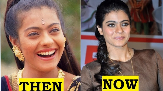 Kajol's shocking makeover & beautiful transformation: Journey from an actress to a diva!
