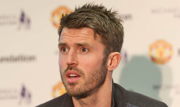 Michael Carrick has been awarded a testimonial match by Manchester United