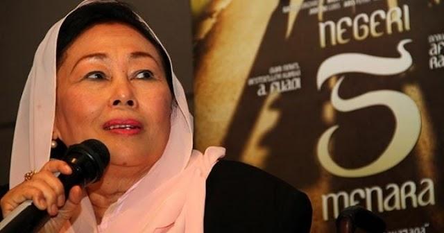 Istri Gus Dur Masuk 100 Orang Paling Berpengaruh di Dunia