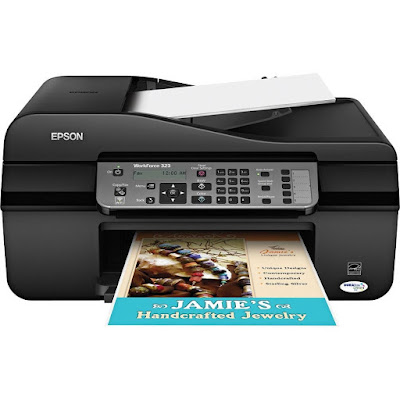 Epson Workforce 323 Printer Driver Download