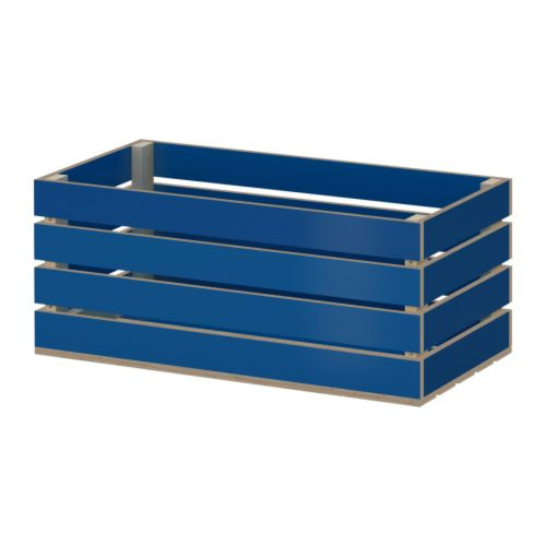 Esp ritu chamarilero estanter as con cajas de madera - Cajas madera leroy merlin ...