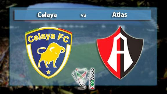 Celaya vs Atlas en Vivo Online