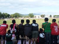 Boikot Galak Mania Warnai Kemenangan Persiga 2 -0 Atas Blitar Putra