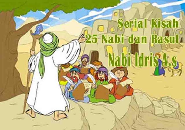 Nabi Idris A.s