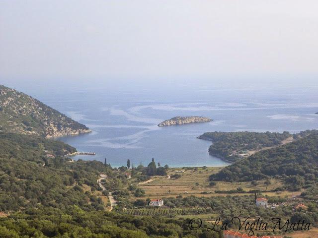 baia di Atheras, isola di Cefalonia