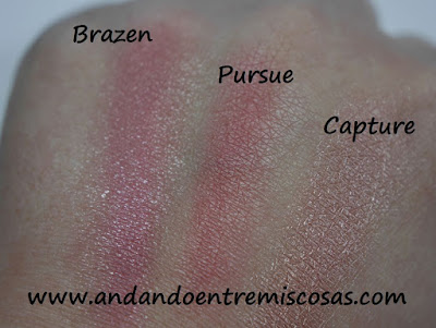 Swatches Show me yours and I´ll, Vivo Cosmetics