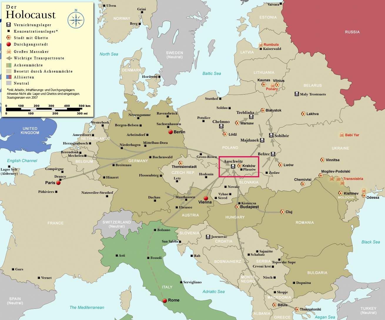 [波蘭/奧斯威辛] 死亡工廠 納粹遺址 - 奧斯威辛集中營 Auschwitz Concentration Camp