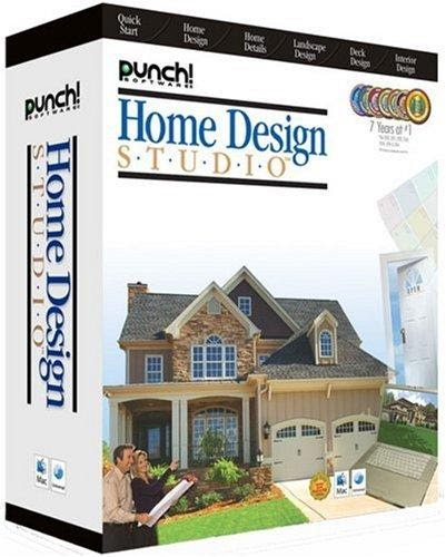 Punch Home Design Studio Pro 12