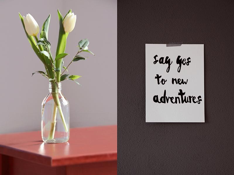 7 Ideen fürs Winterwochenende - Blumen kaufen, Reisepläne schmieden und mehr!