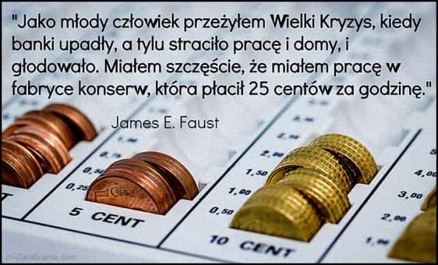 James E. Faust, cytaty o pracy.