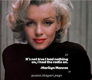 best love -Marilyn Monroe quotes