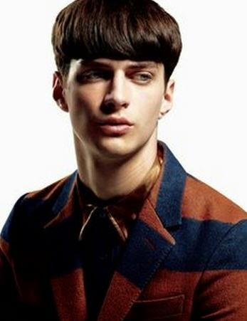 Model rambut pria Bowl Cut