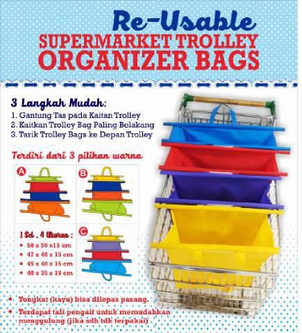 Tas Furing, Tas Laundry, Bikin Tas Belanja, Tas Belanja Jogja, Tas Spunbond Murah, Trolley Shopping Bag