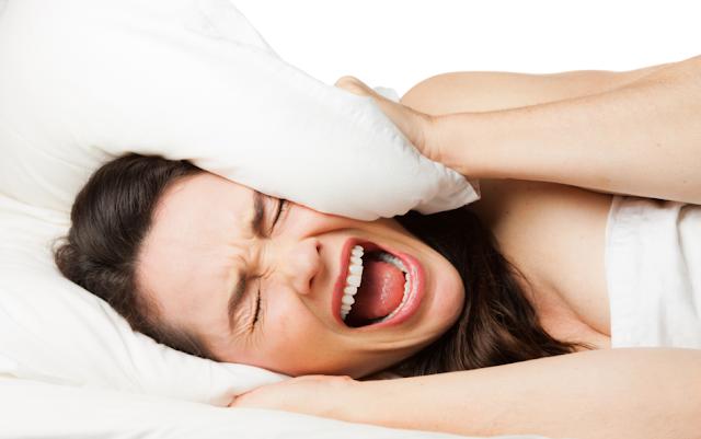 Do not sleep calm is Symptoms of a Dangerous Disease