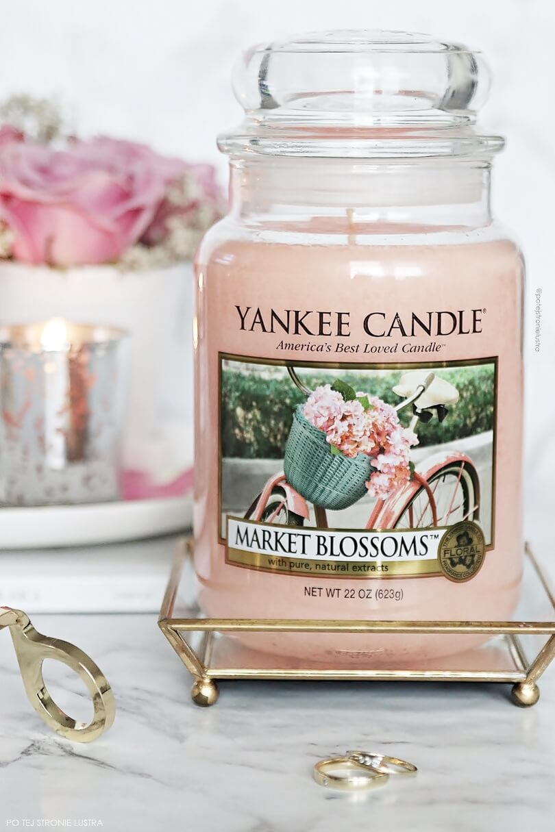market blossoms yankee candle blog opinie