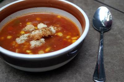 Eight Can Soup {Vegan} 1