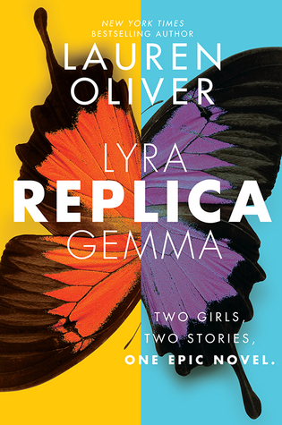 Replica Lauren Oliver cover