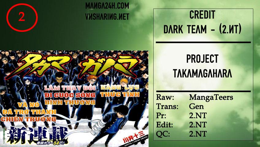 Takamagahara chap 2 trang 1