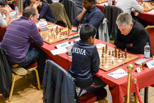 Rameshbabu Praggnanandhaa est certes petit par la taille mais ni par le nom ni surtout le talent aux échecs ! - Photo © site officiel