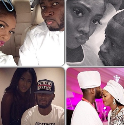 Tiwa Savage and Teebillz set to reconcile?