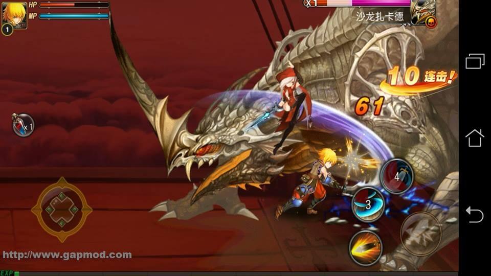 Dragon Nest: Dawn of Light v1 2 7 Apk - Gapmod