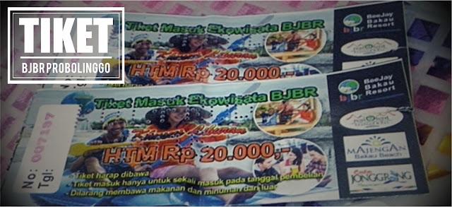 Harga Tiket Masuk BJBR Probolinggo