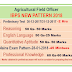 Latest IBPS Agriculture Field Officer Exam Pattern-2018