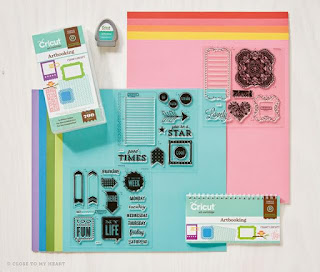 http://lisascreativecorner.blogspot.com/p/artbooking-cricut-collection.html