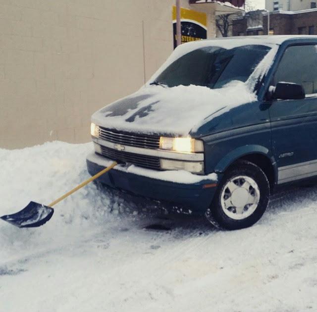 Chevrolet quitanieves