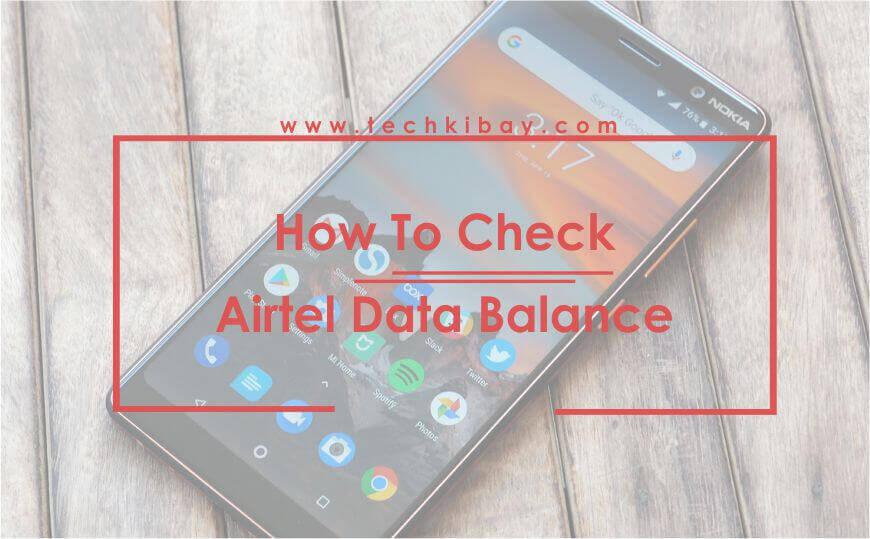 how-to-check-airtel-data-balance