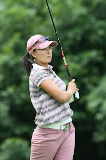 Se Ri Pak is on the list of golfers who won on the LPGA Tour the week after winning a major