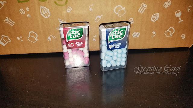 Tic Tac Caja Degustabox - Marzo ´17