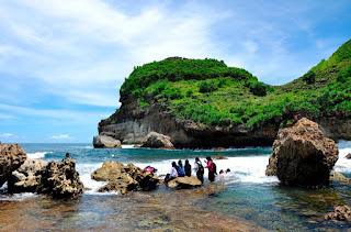 Pantai Sembukan Wonogiri