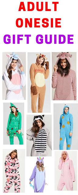 Adult Onesie Gift Guide