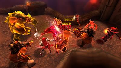 Blade Warrior 3D Action RPG v1.4.1 MOD APK+DATA