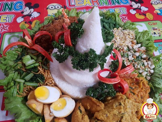 nasi tumpeng murah catering