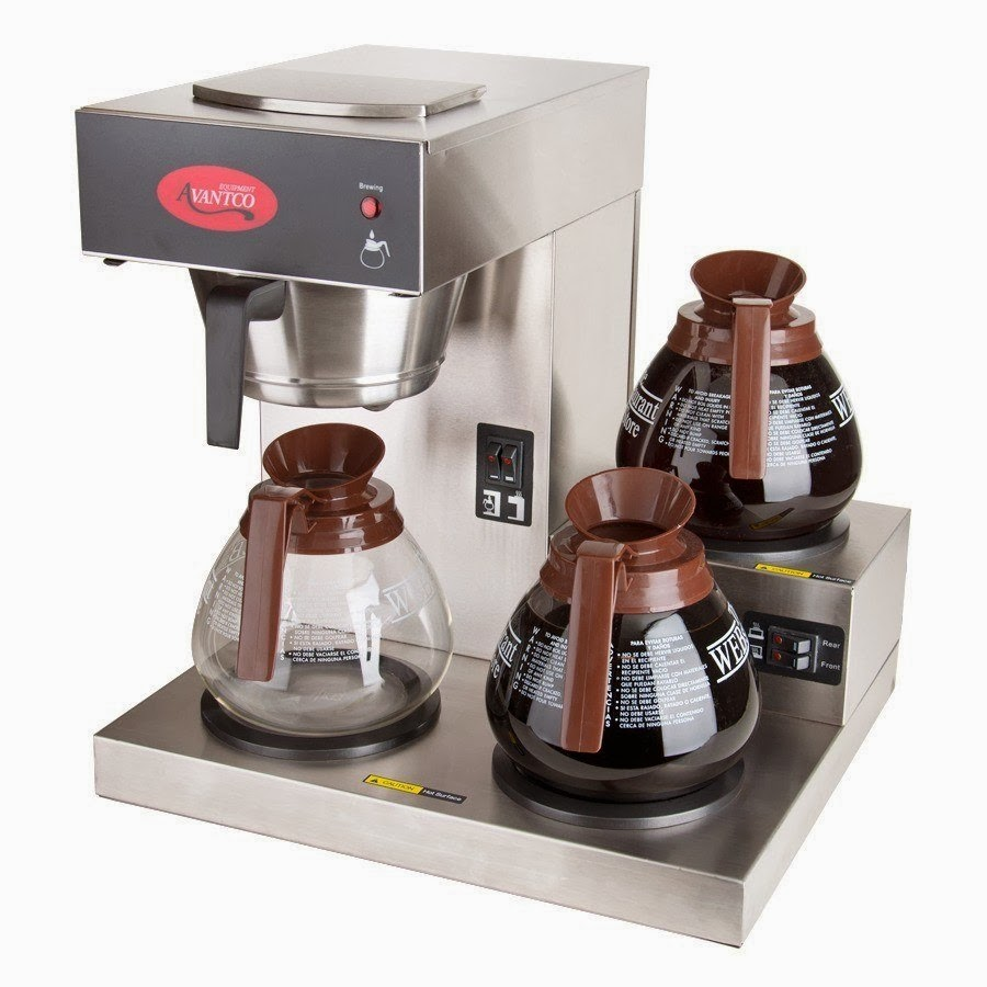 Community As The Office Coffee Maker